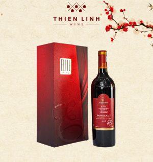 Rượu vang Raymond Huet Bordeaux - Fut De Chene
