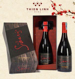 Rượu vang Sibaris Black Series