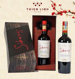 Rượu vang Sibaris Gran Reserva Cabernet Sauvignon