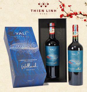 Rượu vang Yali Reserva Cabernet Sauvignon