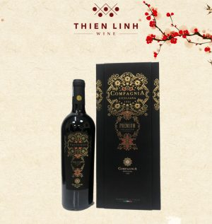 Rượu vang Pacificus IGT